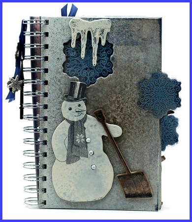 Frosty Nights Altered Album